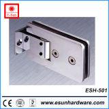 Шарнир двери горячих конструкций твердый латунный стеклянный (ESH-501)