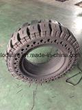 20X8X16 Appuyer-sur le pneu solide, pneu de chariot élévateur de marques