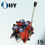 ローダーのためのDL15 1スプールまたはレバーまたはセクション油圧方向制御弁のハンドル