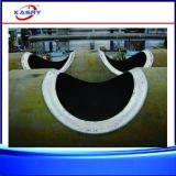 Máquina que bisela del tubo del tubo del CNC del plasma de Oxy del corte elíptico redondo rectangular de múltiples funciones del combustible