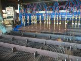 Llama CNC de corte de la máquina de desmontaje de acero al carbono