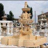 Bella fontana dell'oro del deserto per la mobilia Mf-1192 del giardino