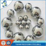Bola de acero inoxidable de la precisión \ bola del acerocromo \ bola de acero de carbón