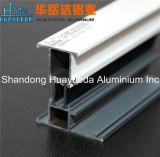 Perfil de aluminio revestido del polvo de alta calidad para Windows y las puertas
