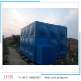 Цистерна с водой 5000 литров FRP GRP SMC прямоугольная
