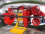 Máquina de encadernação de cabos de dupla torção para bobina 1250mm