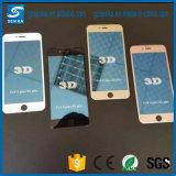 電話アクセサリのナノメーター絹プリントプラスiPhone 6/6のための反青く軽いスクリーンの保護装置
