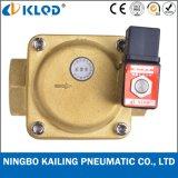 Valvola di ammissione di piccola dimensione dell'acqua di controllo del solenoide 0927000
