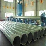 GRP / Tubo de água reforçada com fibra de vidro / acessórios de tubos de GRP / máquina de tubulação