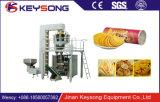 Chips de pommes de terre à petite échelle semi-automatique de ligne de production industrielle Chips de pommes de terre Making Machine