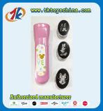 Lampada promozionale della torcia della lampada del proiettore del giocattolo con le protezioni libere per i capretti