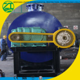 Atelier d'équarrissage de déchets des animaux d'abattoir/matériel environnemental