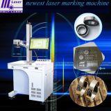 Máquina de marcação de laser de fibra, máquina de corte e corte de metal