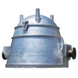 鋳造物鋼鉄スラグ鍋の大きいステンレス鋼の鍋