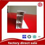 Profil en aluminium/en aluminium d'enduit de poudre d'extrusion pour le matériau de construction