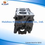 Accesorios de coche el bloque de cilindros para Nissan Qd32 11010-1W0401 1010-1W401