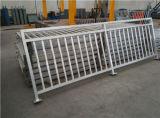 Encadrement en aluminium de structure de Welded&Fabrication Assemblied