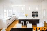 カスタマイズされた現代自由なデザイン高い光沢のある食器棚(BY-L-121)