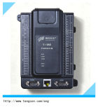 Tengcon T-960 Analog / Discrete Input / Output PLC Controller avec 3pH AC Measurement
