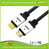 Высокоскоростная женщина к женскому коаксиальному кабелю HDMI2.0