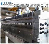 PC creux de la plaque de type feuille de section transversale de la ligne de production