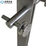 Balaustre durable ampliamente utilizado de Inox de la seguridad para el mirador