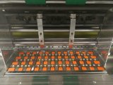 Versatz gedruckte Kasten-Flöte-Laminiermaschine