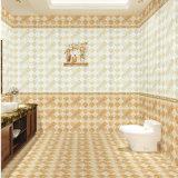 6D-Inkjet glasig-glänzende Innenwand-Fliese für Badezimmer-Dekoration 300X600mm