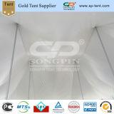 18X18m mittelalterliches traditionelles großes Pole Zelt mit freiem Windows