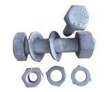En acier inoxydable de rondelles plates de structurelles lourdes comme 1252A