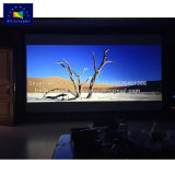 X-Yスクリーン140インチの2.35:1のフォーマットワイドスクリーンプロジェクタースクリーンのホームシアター
