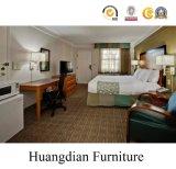 Conjunto de dormitorio de madera del hotel (HD1005)
