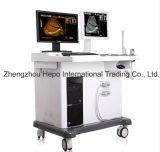 2D Scanner d'ultrason de chariot avec la qualité