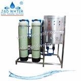 De Zuiveringsinstallatie van het mineraalwater voor Mineraalwater