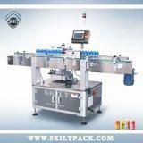 Youghut vertical met en forme de tasse la machine à étiquettes de collant