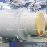 A105 de alta presión/LF2/F11/SS304/SS316 Válvula de bola de soldadura completa