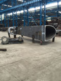 Grand bâti d'acier du carbone pour la construction navale