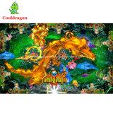 Машина таблицы игры охотника короля 3 добавочная рыбы океана игры рыболовства аркады играя в азартные игры
