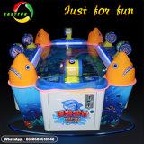 Coin Pusher Amusement Jeu de pêche de la machine pour 6 enfants