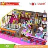 ショッピングモールのための屋内運動場装置の遊園地