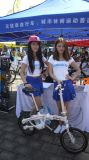 La Chine populaire Factroy 16 pouces 3 vitesses Vélo Pliant Vélo pliable Mini
