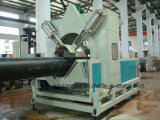 linha de produção da tubulação do HDPE de 160-400mm