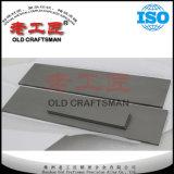K10 K20 de la placa de tungsteno de carburo cementado de China