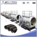 세륨 질 공장 제안 PE 관 플라스틱 압출기 기계 가격