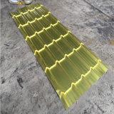 Plaque matérielle de revêtement en métal utilisée en pleuvant la saison