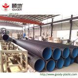 especificaciones perforadas del tubo del drenaje del HDPE del PE de 200m m