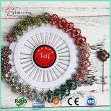 Hermoso 2017 Metal Cristal pañuelo musulmán el Hijab Pin para boda