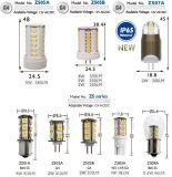 Lumière de maïs de G4 DEL pour l'éclairage extérieur