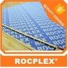 Rocplexブラウンのフィルムは合板、15mmの具体的な構築の合板に直面した