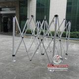 der 13*13FT Stahl-Falz knallen oben Kabinendachgazebo-Zelt für das Bekanntmachen